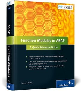 Function Modules in ABAP