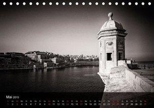 Malta. Ein fotografischer Streifzug über die Insel (Tischkalende