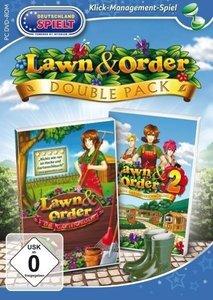 Lawn & Order Double Pack (Klick-Management-Spiel)