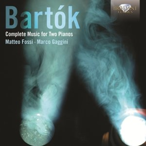 Complete Music For Two Pianos