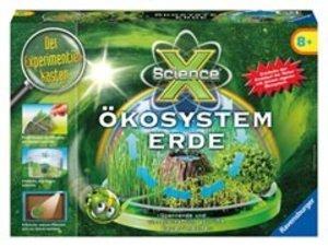 Ravensburger 18889 - ScienceX® Ökosystem Erde