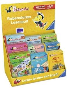 "Verkaufs-Kassette \""Leserabe Broschurausgaben\"""