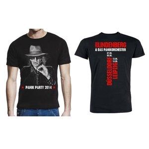 Panik Party 2014 T-Shirt XL Black