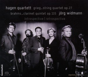 Streichquart.op.27/Klarinetten-