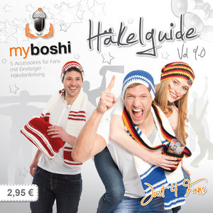 myboshi Häkelguide Vol. 9.0 Fan-Guide