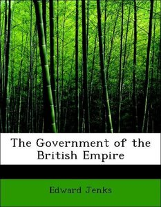 The Government of the British Empire