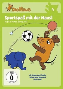 Die Sendung mit der Maus - DVD 4