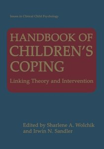 Handbook of Children's Coping