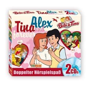CD-Box: Liebesbrief/falsches Spiel mit Alex