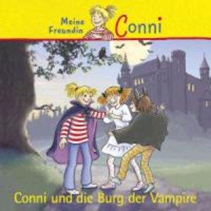 36: Conni Und Die Burg Der Vampire
