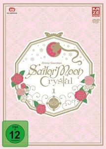 Sailor Moon Crystal - DVD 1 + Sammelschuber