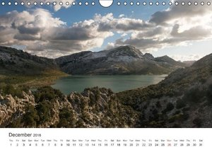Majorca's West Coast (Wall Calendar 2016 DIN A4 Landscape)