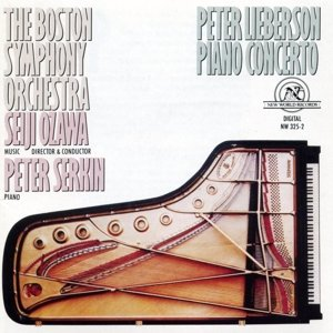 Lieberson: Piano Concerto