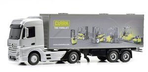 Simba Dickie 201119884 - RC Mercedes Benz Actros, Ready to Run