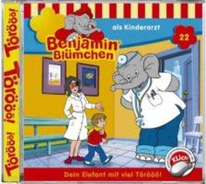 Benjamin Blümchen 022 als Kinderarzt