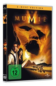 Die Mumie-2 Disc Edition