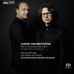 Beethoven: Klavierkonzerte 4 & 5