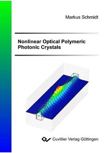 Nonlinear Optical Polymeric Photonic Crystals
