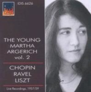 Die Junge Martha Argerich,Vol.2