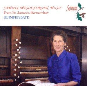 Orgelmusik von Samuel Wesley