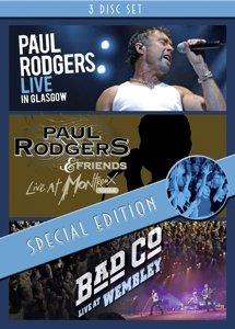 Special Edition-Glasgow/Montreux 1994/Wembley