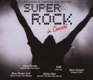 Super Rock in Concert