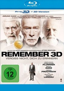 Remember 3D - Vergiss nicht, dich zu erinnern