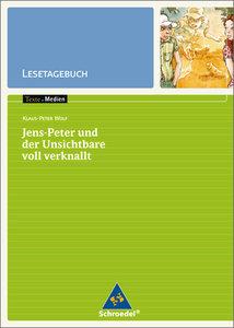 Jens Peter und der Unsichtbare voll verknallt. Texte. Medien