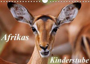 Afrikas Kinderstube (Wandkalender 2017 DIN A4 quer)