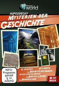 Aufgedeckt-Mysterien der Geschichte-21mm Box