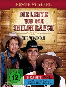 Die Leute von der Shiloh Ranch-1.Staffel (DVD)