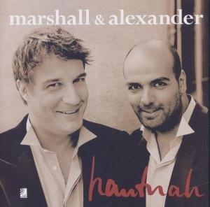 earBOOKS:Marshall & Alexander-Hautnah