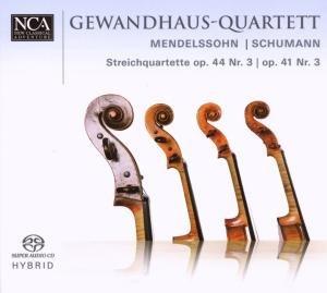 Streichquartette op.44,3/op.41,3