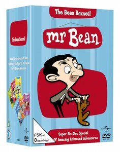 Mr.Bean-Die Cartoon-Serie-Die kompl