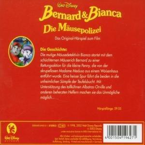 Bernard und Bianca. CD