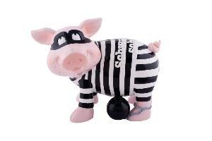 Spardose Sparschweini, Schwarzgeld