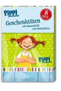 Pippi Langstrumpf Geschenktüten