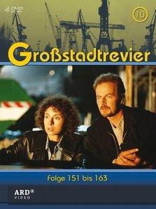 Grossstadtrevier-Box 10 (Folge 151-163)