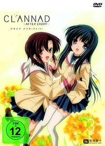Clannad After Story Vol.3 (Vanilla) DVD