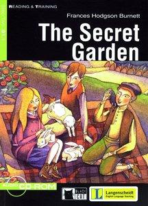 Burnett, F: Secret Garden/Buch mit CD-ROM