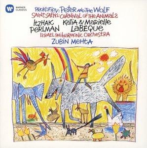 Peter Und Der Wolf/Karneval Der Tiere