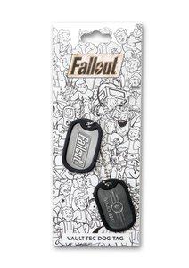 Fallout Dogtag - Vault 101
