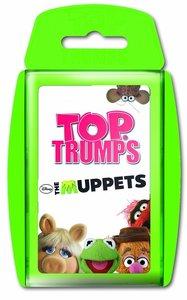 Heidelberger WM341 - Top Trumps - Die Muppets, Kartenspiel