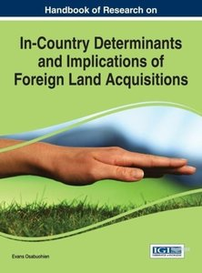 Handbook of Research on In-Country Determinants and Implications