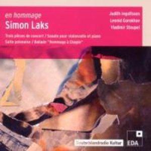 En Hommage Simon Laks