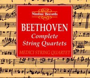 Sämtliche Streichquartette 1-16 (GA)