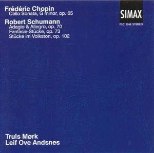 Mork/Andsnes: Chopin/Schumann