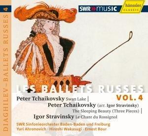 Les Ballets Russes Vol.4