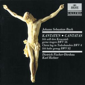 Kantaten BWV 4,56,82