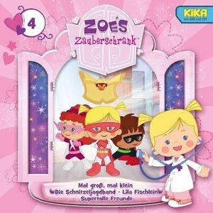 4: Gross,Klein/Schnitzeljagdband/Fischlein/Freunde